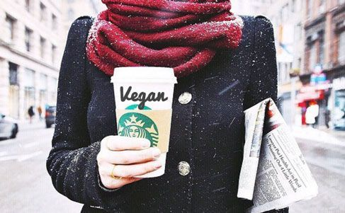 The Vegan Barista's Guide to Starbucks Holiday Drinks