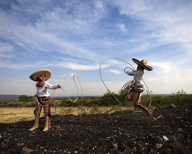 Los Charros by risquillo