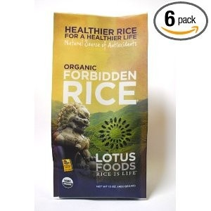 Great rice!