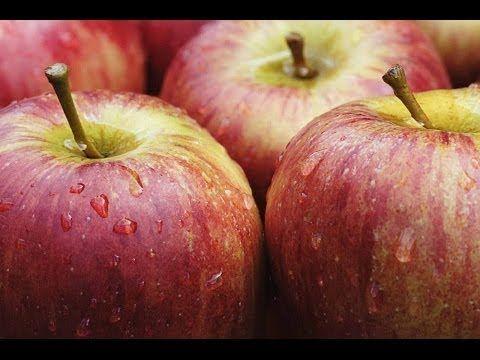 Чистка почек яблочным соком по Марве Оганян:) - YouTube