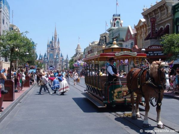 Did you know that each trash can in Walt Disney World is exactly 27 paces apart?