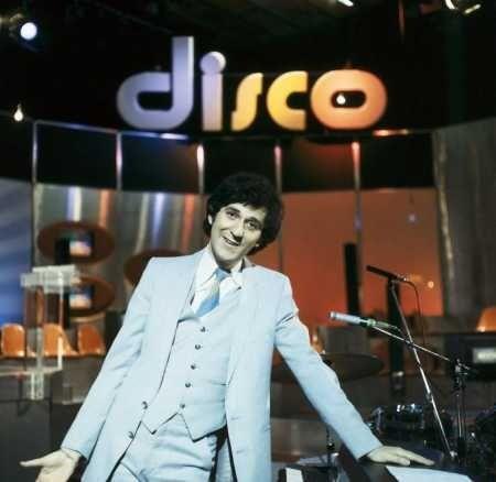 Licht aus, Spot an. Ilja Richter, disco. – #60er #…