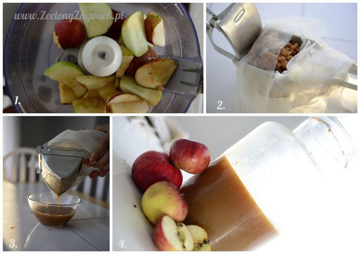Ocet jabłkowy - przepis