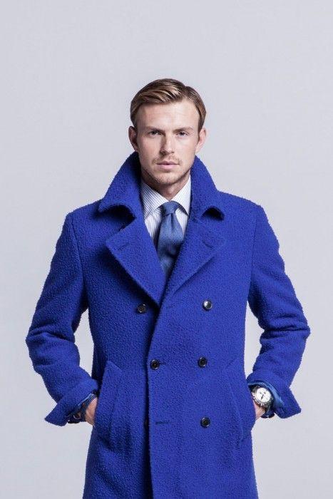 92 best Men's Top Coats images on Pinterest | Menswear, Men ...