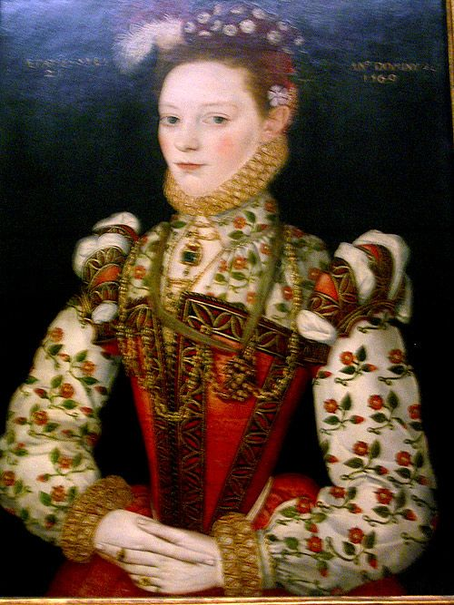 I like this gown.Tudor History, Tudor Portraits, London, Century History, Gowns, Bing Image, Portraits Gallery, Tudor Court