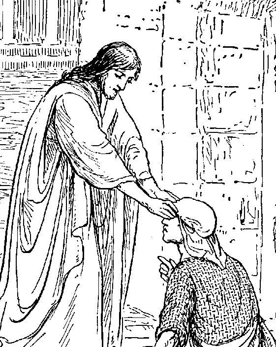 43 best JESUS HEALS THE TEN LEPERS !!! images on Pinterest
