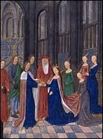 The Marriage of King Edward IV and Elizabeth Woodville