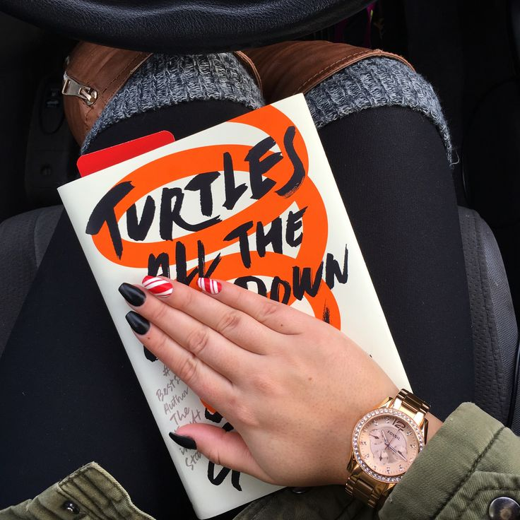 #nails #matte #books #ootd #fossil #watch