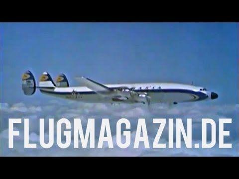 Deutsche Lufthansa Imagefilm 1958 YouTube Deutsche