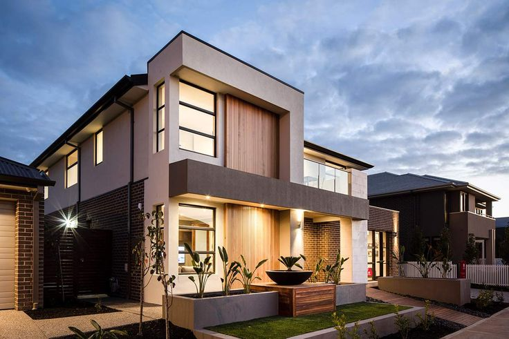 Sophisticated and commanding, this facade is a true showcase of architectural beauty. #weeksbuildinggroup #homedesign #interiordesign #newhome #facade