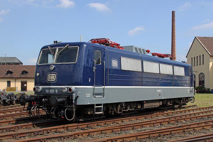 BR 181 Deutsche Bundesbahn