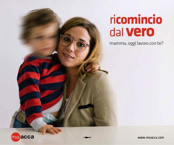 advertising - www.moacca.com  #working moms #mamme che lavorano photo © davide farabegoli