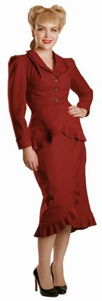 1940s womens suits - Google Search