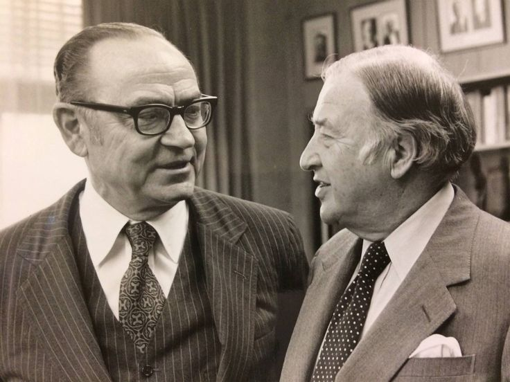 ICYMI: Last Whiz Kid Dies at 101: Arjay Miller Served as Ford Motor Company's Seventh President