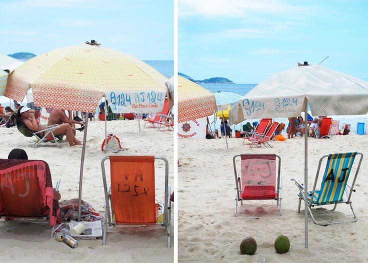 Localilo in Rio de Janeiro: Ipanema beach