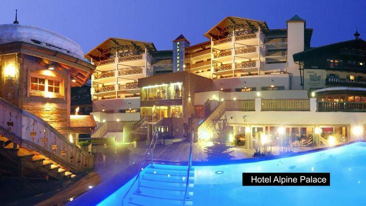 Hotel Alpine Palace - BRAND-NEW HOTEL VIDEO - Feel royal, enjoy lässig!