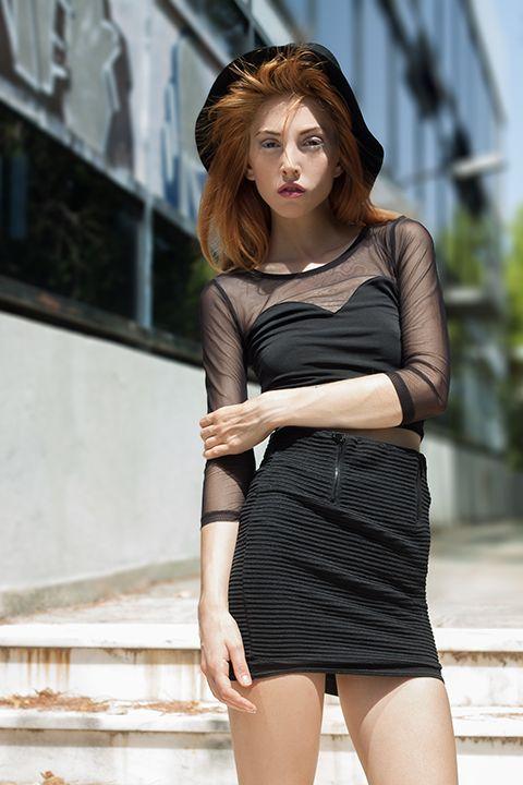 Model: Anthi Paraskevaidou @ VN Copyright: 2014