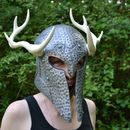 DIY Skyrim Mask and Armor