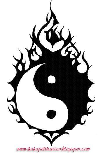 Tattoo: Yin-Yang Tattoos