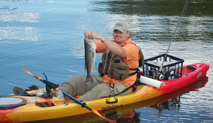 7 Tips For Mastering The Art Of Kayak Fishing