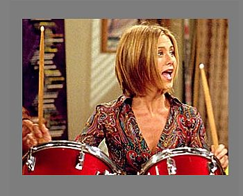 jennifer aniston short hair on friends season 7 - Google Search