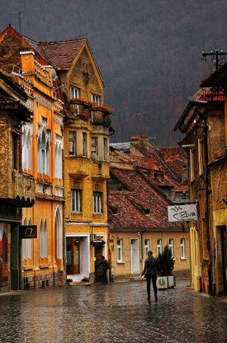 ˚Brasov, Romania