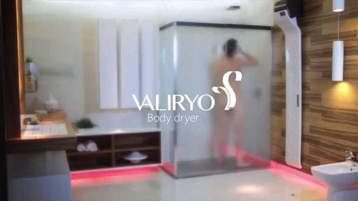 VALIRYO body dryer