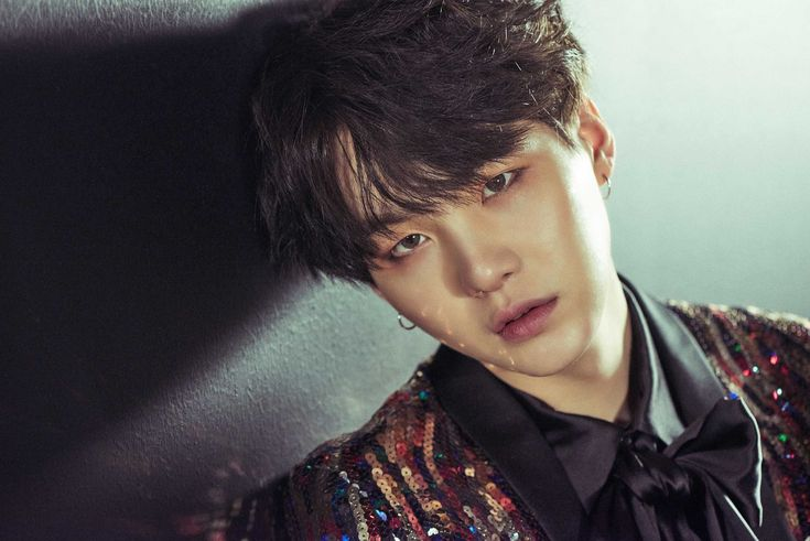 BTS WINGS Concept Photo --- Suga