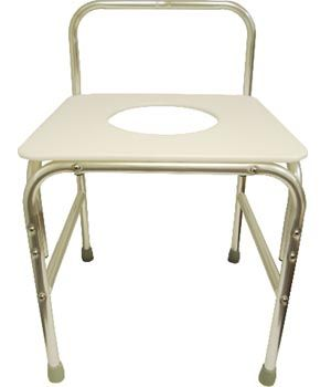 bariatric heavy duty shower stool with back 500 lbs free shipping from ucan health