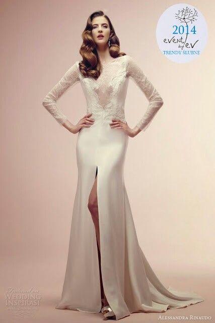 Trendy ślubne 2014 -suknie ślubne ! /wedding trends 2014- dress