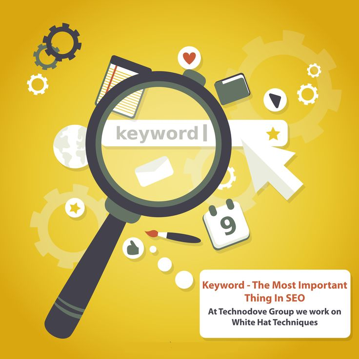 When people search for that thing which is related to your field then #keyword is solely responsible to put you in searches. The ultimate purpose of using keyword is to place your website in top 5 search results of #Google. #Technodovegroup can improve your flow of traffic and enhance the sales.http://bit.ly/2d1enky