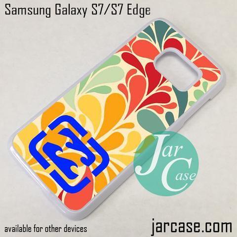 Billabong Blue Logo Phone Case for Samsung Galaxy S7 & S7 Edge