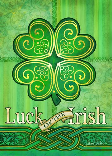 """Luck Of The Irish""  by Janet Stever"