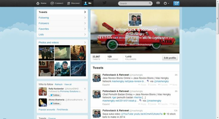 mashengky: tell U method adding 200 twitter followers daily for $5, on fiverr.com