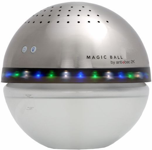 I want about ten of these. Antibac2k Magic Ball Air Cleaner