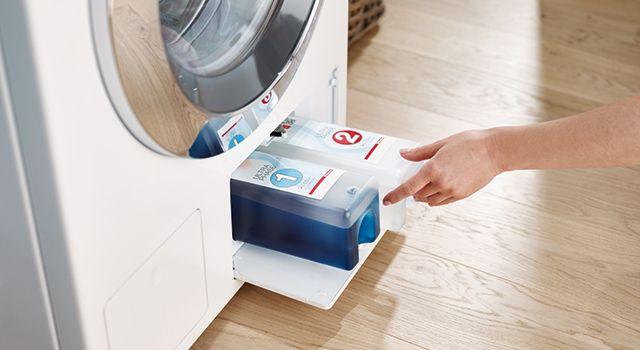 W1 Twindos-wasmachines