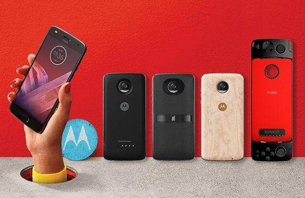 """Moto Z2 Play launched with 5.5"""" Full HD Super AMOLED display and Moto Mods - Price Video. #Android #Google @MyAppsEden  #MyAppsEden"""