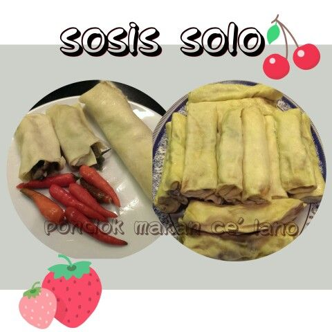 Sosis solo