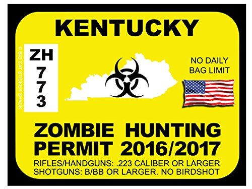 17 best images about zombie hunting permits on pinterest for Idaho fishing license