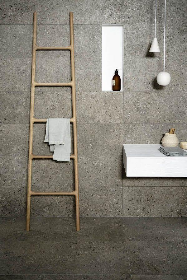 Indoor/outdoor porcelain stoneware wall/floor tiles MyStone – GRIS FLEURY by MARAZZI @marazzitile