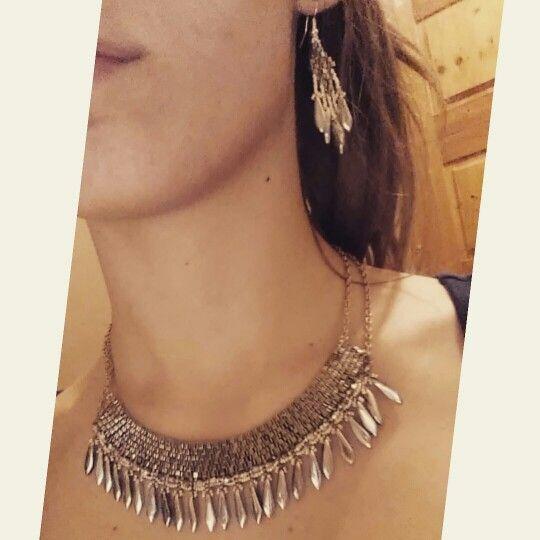 Peyote jeweller fashion