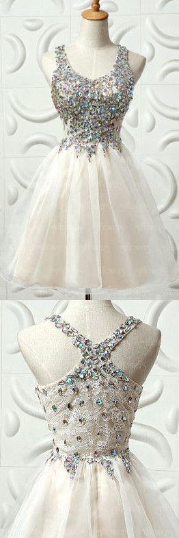 Short Homecoming dresses, junior homecoming dress, rhinestone homecoming dress, cheap homecoming dress, dresses for homecoming, 17601