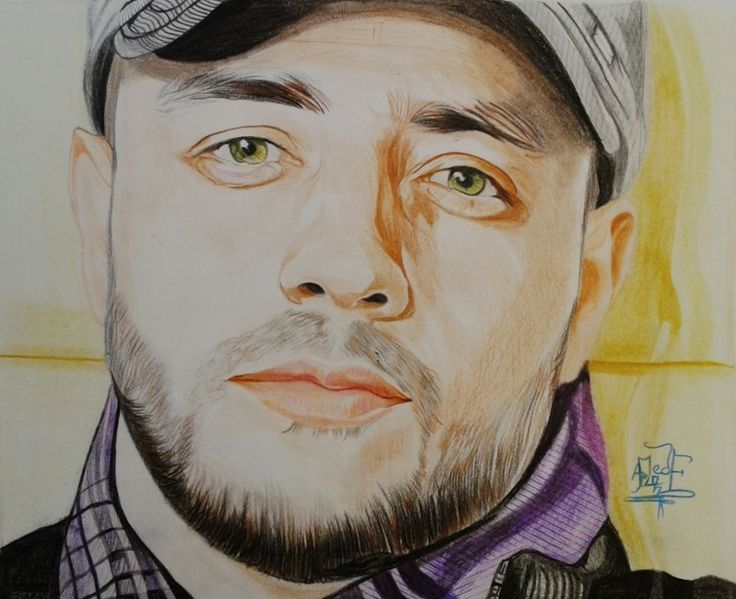 this is my drawing four MAHER ZAIN  and this is my page facebook  fb.com/amine.pencil.artist i hope u like it ^^