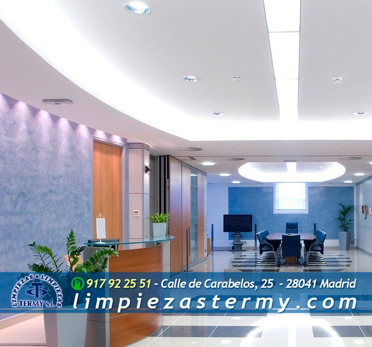 Empresas de Limpieza en Madrid en Madrid, Madrid  www.limpiezastermy.com