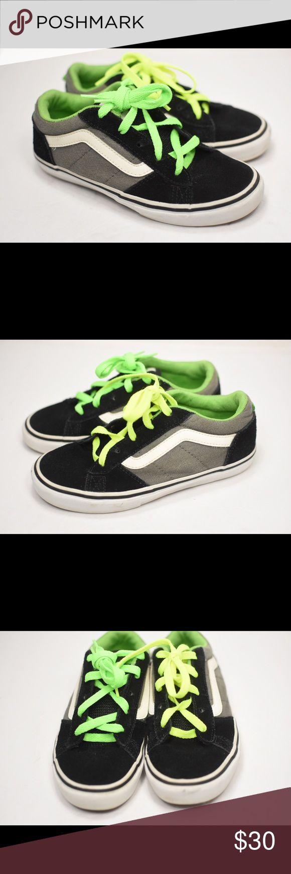Van SK8 Low Suede Excellent condition. Vans Shoes Sneakers