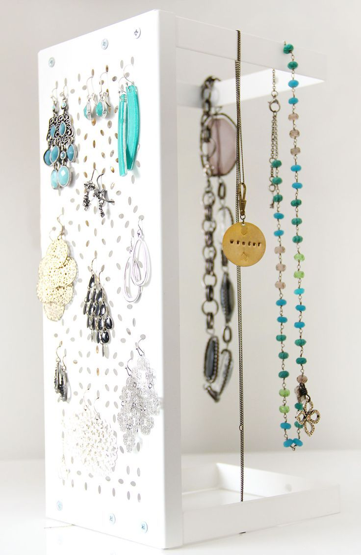 217 best Rangement Bijoux Jewelry Organizer images on Pinterest