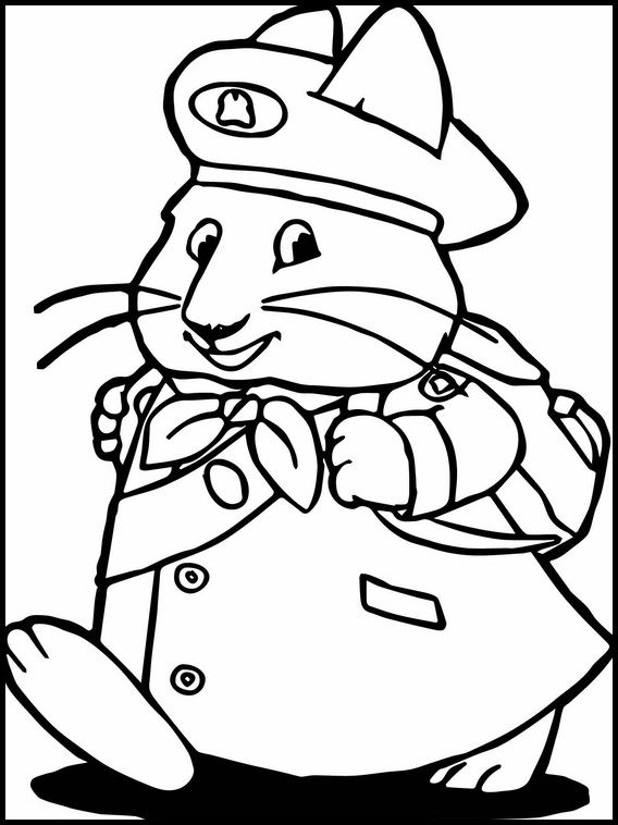 Max And Ruby 1 Printable Coloring Pages For Kids Coloring Pages Max And Ruby Paw Patrol Coloring Pages