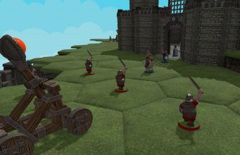 Warpaint Brings Tabletop Gaming-inspired Turn-based Strategy & Customization to VR