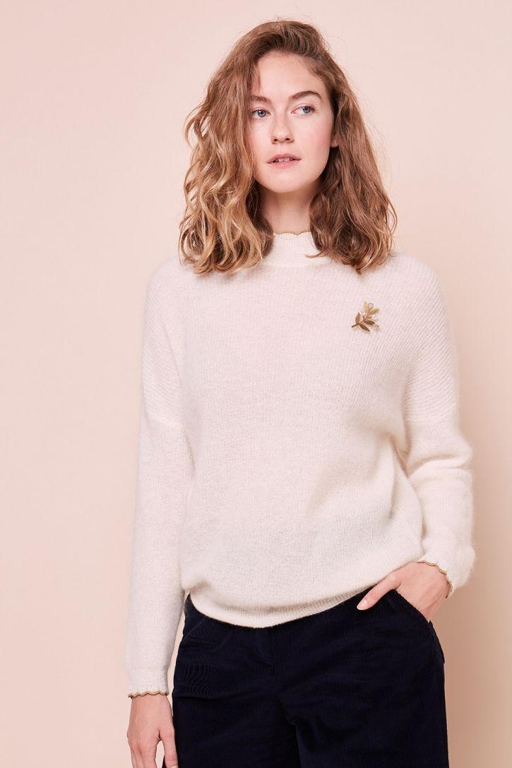 Épinglé sur Pullover sweater women