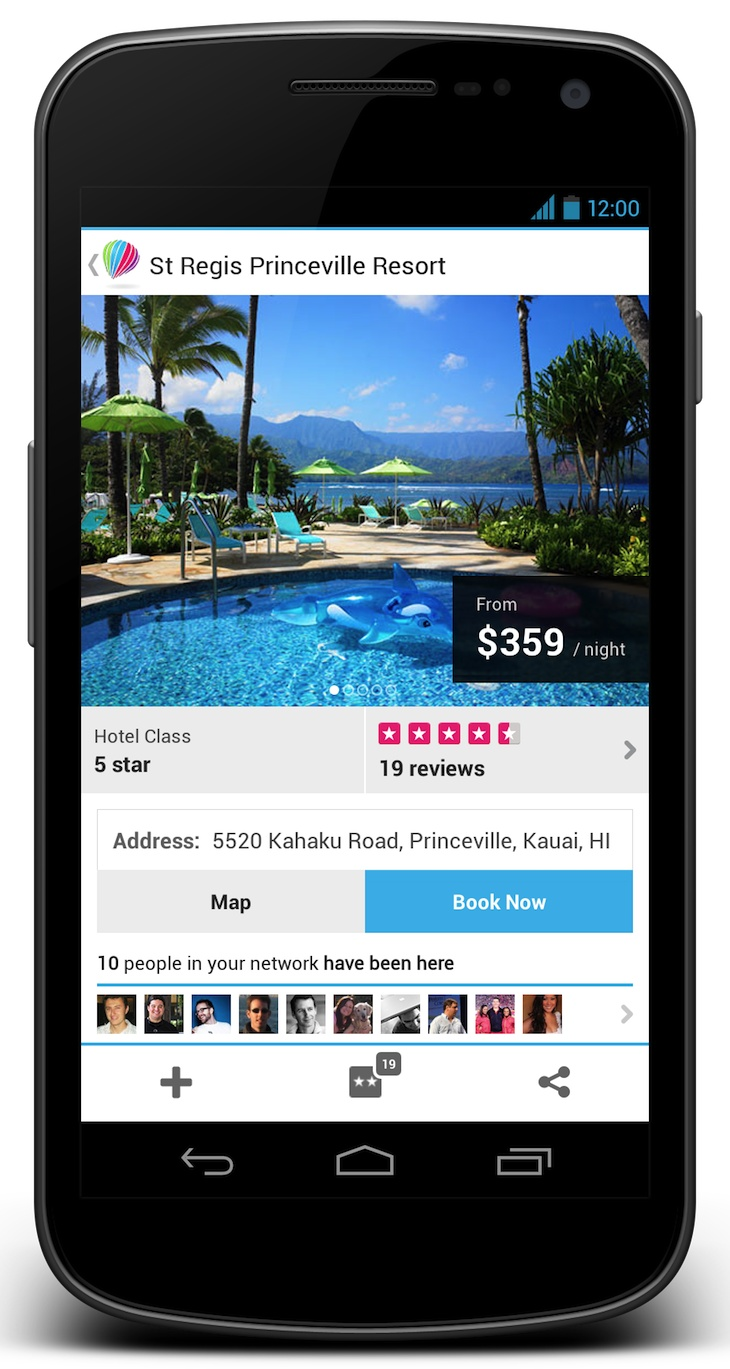 140 best umbrella weather app images on pinterest android apps gogobot easy new android app that lets you book restaurants hotels trips right from your phone sciox Image collections